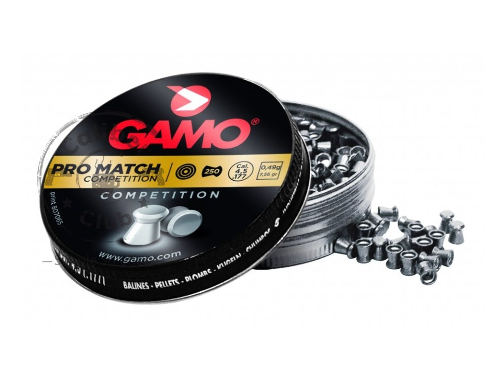 diabolo gamo pro match 4 5mm 500ks 47755.217084881