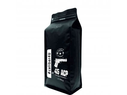 Caliber Coffee® .45ACP