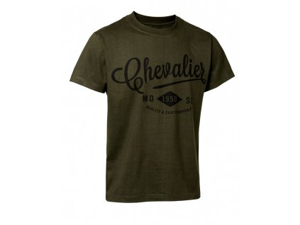 Triko Chevalier Marshall Tee Green