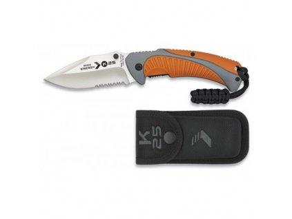 nůž zavírací energy orange
