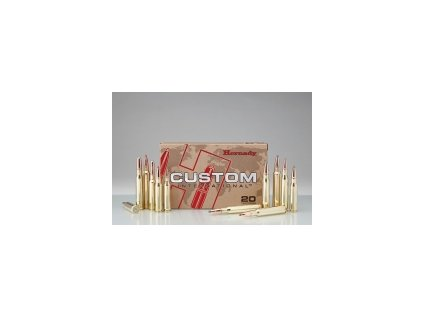 naboj kulovy hornady custom international 308 win 165gr etx extremeterminalexpansion