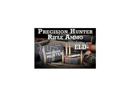 naboj kulovy hornady precision hunter 308 win 178gr eld x