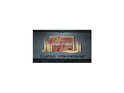 naboj kulovy hornady custom international 30 06 sprg 180gr sp