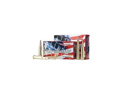 naboj kulovy hornady american whitetail 30 06 spr 180gr sp
