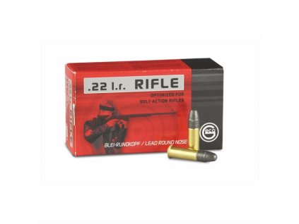 naboje 22 lr geco rifle