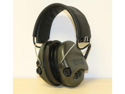 Střelecká sluchátka MSA Sordin Supreme Pro X