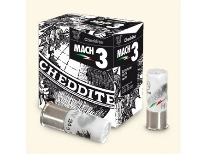 12 70 2 45 mm cheddite mach3 28 g original