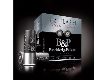 B&P F2flash náboj brokový