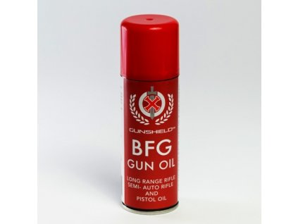 GUNSHIELD™ BFG GUN OIL 200ml SPRAY