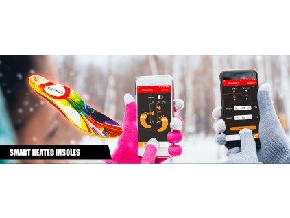 VYHŘÍVANÉ VLOŽKY DO BOT - SMART Phone