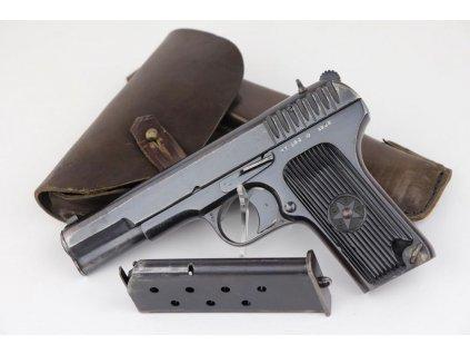 Pistole samonabíjecí Tokarev TT33