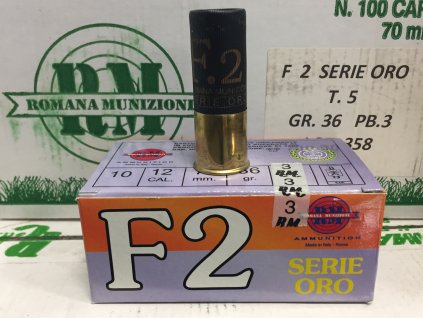 romana munizioni F2