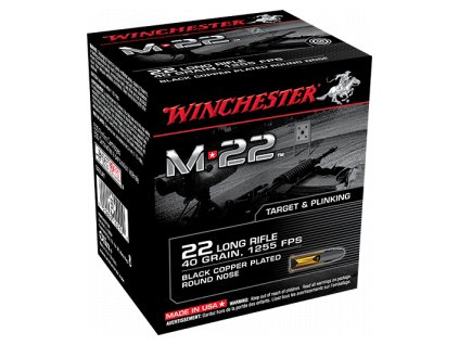 winchester M22 40gr