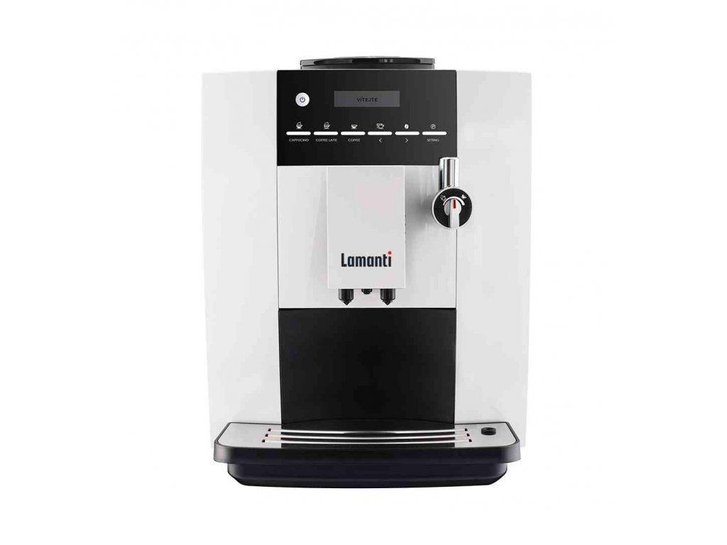 Kávovar Lamanti Casa 1604 + dárek 2kg kávy