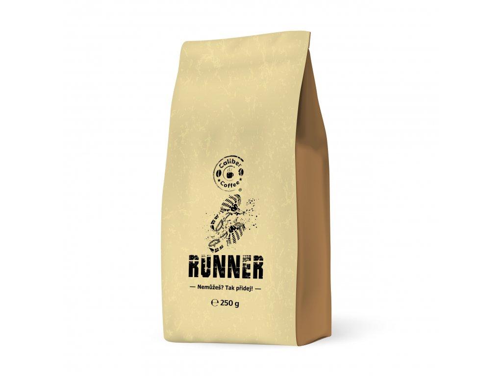 Caliber Coffee® - Runner zrnková káva 250g - Papua Nová Guinea