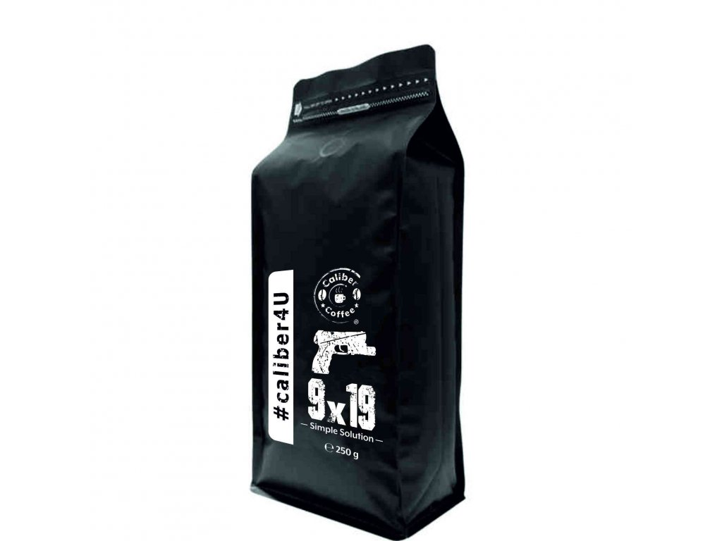 Caliber Coffee® 9mm 250g