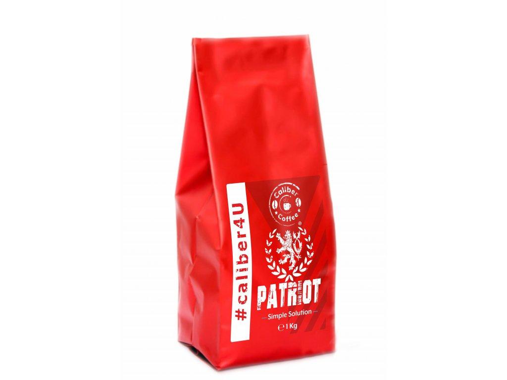 PATRIOT 1kg render caliber coffee
