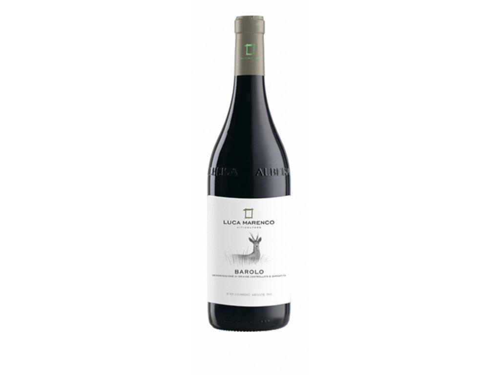 víno Barolo Marenco