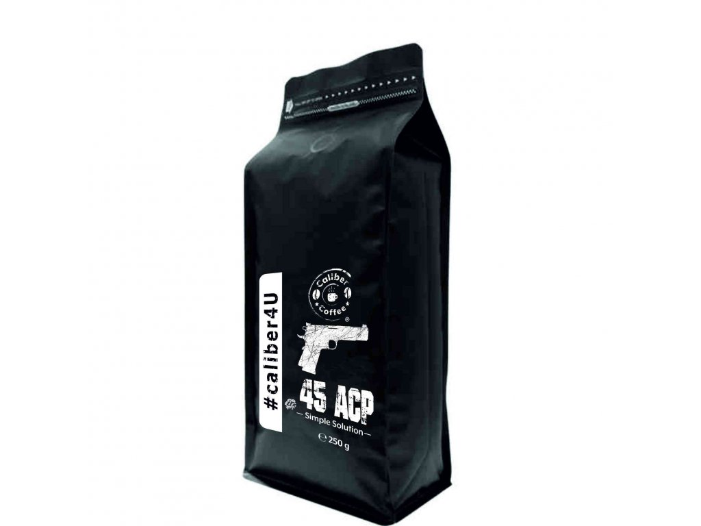 Caliber Coffee® .45ACP 250g