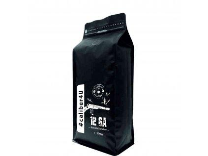 Caliber Coffee® 12 GA - pernatá - mletá káva 250g