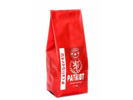PATRIOT 1kg render caliber coffee
