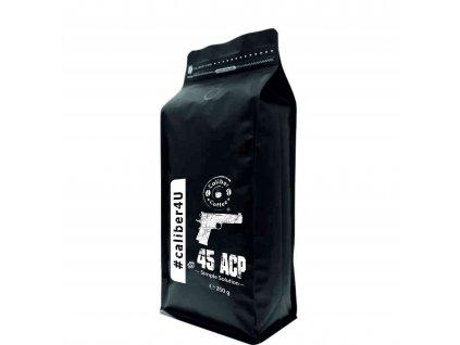 Caliber Coffee® .45ACP 250g - zrnková káva