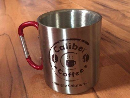 Caliber Coffee® termo hrníček 0,3l s karabinou