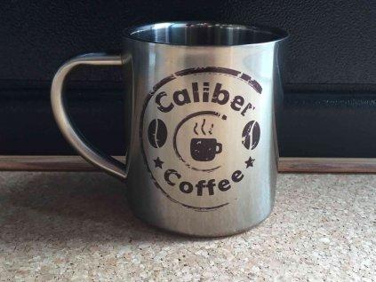 Hrníček nerezový Caliber Coffee® 0,2L
