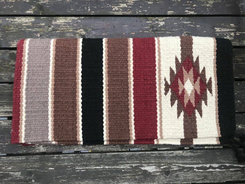 saddle blanket 2