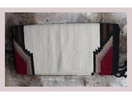 Saddle blanket 1