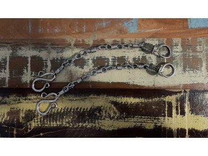 """Rein chains - 10 1/2"""""""