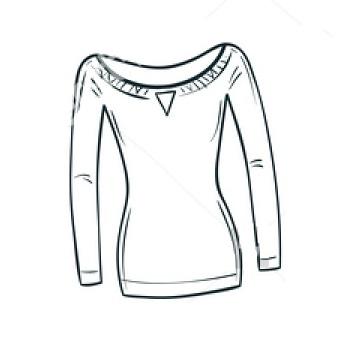 Kardigany, svetre