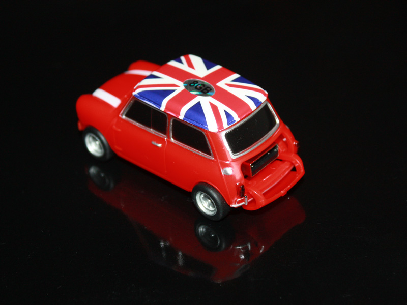 USB flash disk auto MiniCooper 01