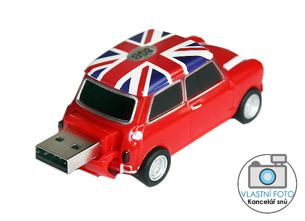 USB flash disk auto MiniCooper 04 copy