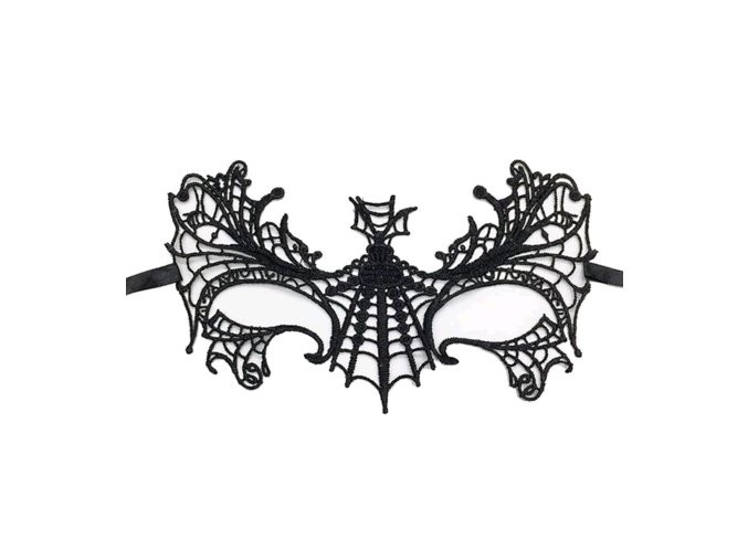 Maska krajková SPIDER 01