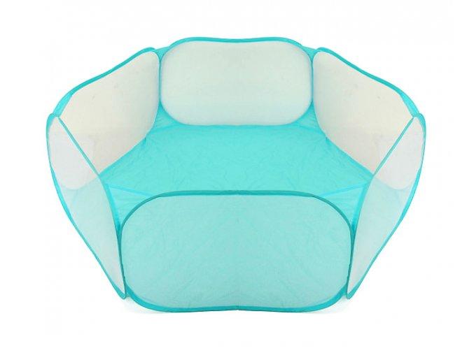 Hrací bazén pro děti OCEAN modrý 01