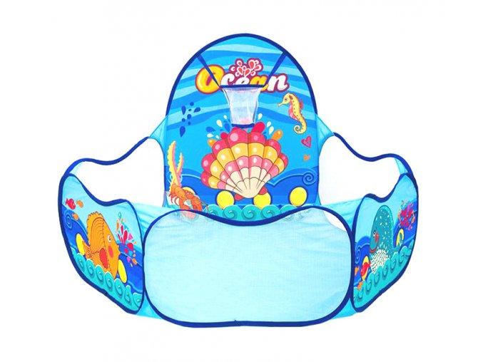 Bazén na míčky Rybičky 01