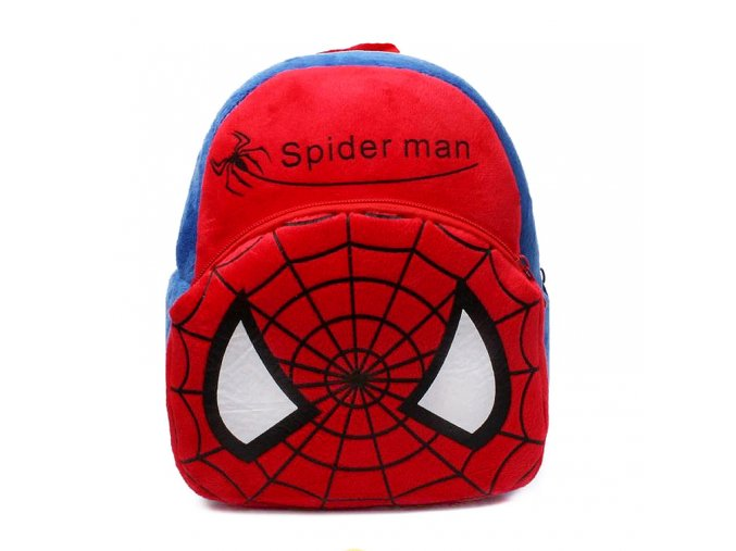Dětský batoh plyšový Spiderman 01