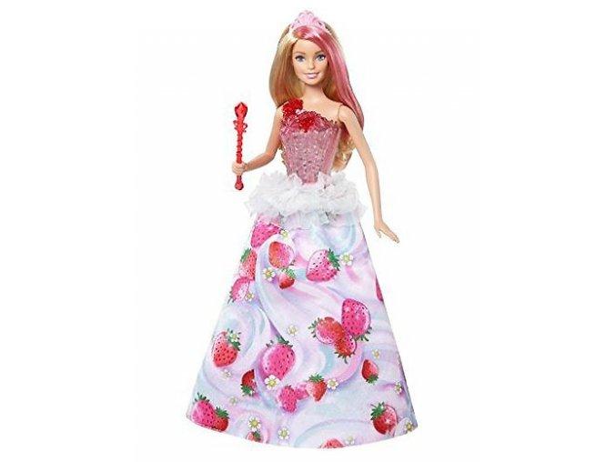 Panenka Barbie Jahůdková princezna 02