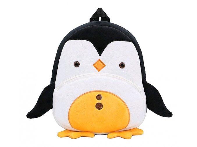 Dětský plyšový batoh BOSEVEV Tučňák