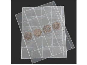 Folie 20 pořadač na mince a SD karty 1