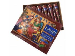 kornoutek Kaveri henna na tělo