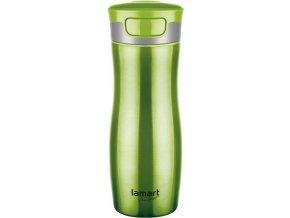Termoska Lamart Conti 480 ml zelená 01