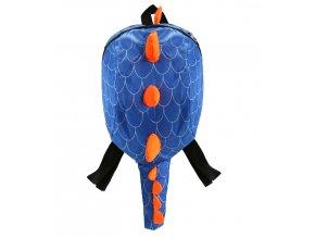 Dětský batoh Dinosaurus modrý 01