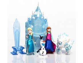 Ledový zámek malá sada Anna a Elsa 01
