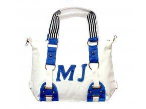 Dámská taška MJ bílá 00