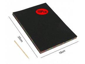 Škrabavací obrázky 25x18 cm