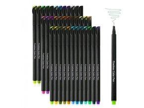 Sada Fine linner color pen Bajotien 36 ks