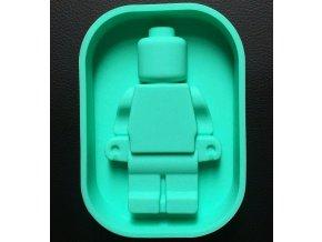 Silikonova forma Lego panáček 01