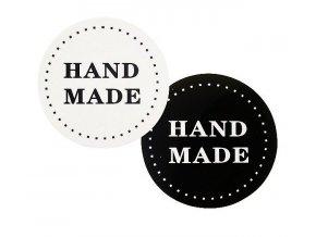 Samolepky Handmade Black & White 1